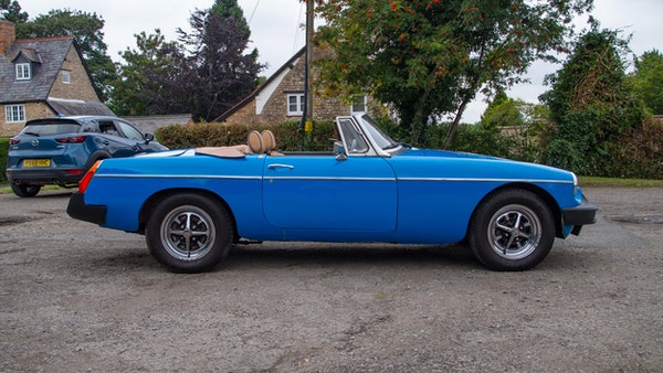 1979 MGB Roadster For Sale (picture 7 of 116)