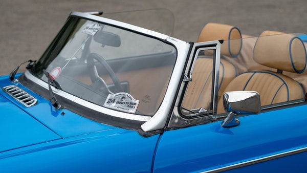 1979 MGB Roadster For Sale (picture 67 of 116)