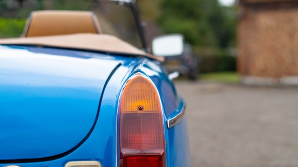 1979 MGB Roadster For Sale (picture 72 of 116)