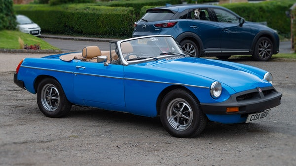 1979 MGB Roadster For Sale (picture 12 of 116)