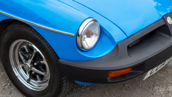 1979 MGB Roadster For Sale (picture 79 of 116)