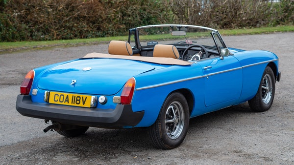 1979 MGB Roadster For Sale (picture 11 of 116)