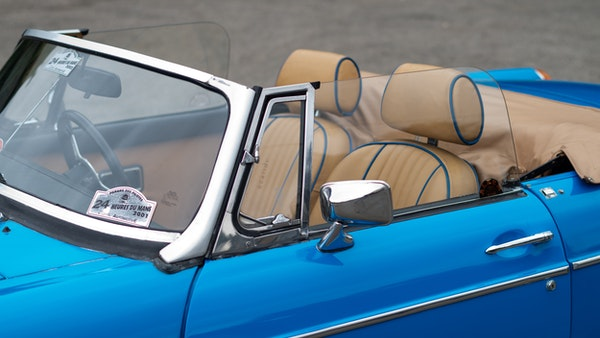 1979 MGB Roadster For Sale (picture 66 of 116)