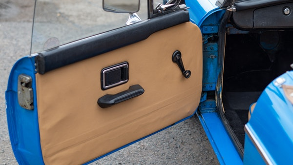 1979 MGB Roadster For Sale (picture 41 of 116)