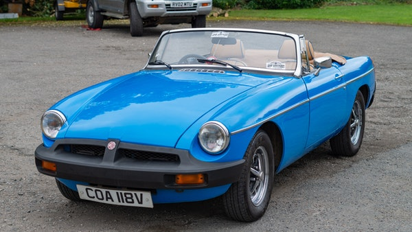 1979 MGB Roadster For Sale (picture 1 of 116)