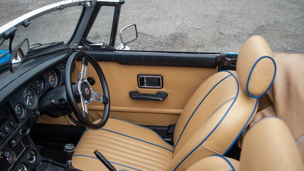 1979 MGB Roadster For Sale (picture 27 of 116)