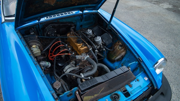 1979 MGB Roadster For Sale (picture 90 of 116)