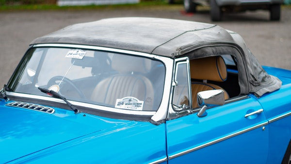 1979 MGB Roadster For Sale (picture 63 of 116)