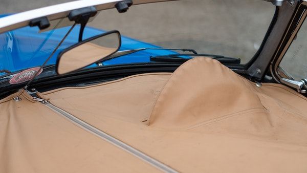 1979 MGB Roadster For Sale (picture 58 of 116)