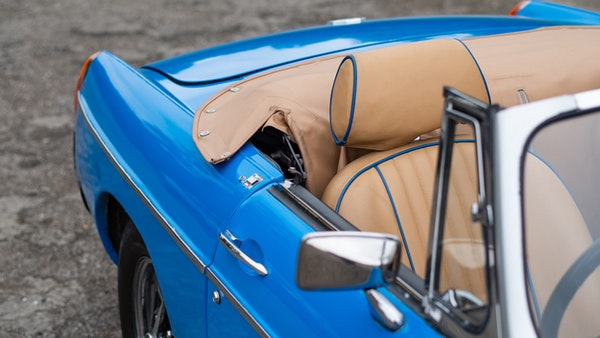 1979 MGB Roadster For Sale (picture 65 of 116)
