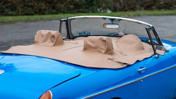 1979 MGB Roadster For Sale (picture 56 of 116)