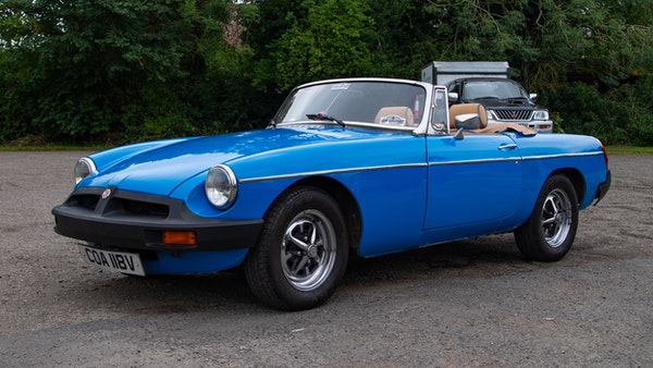 1979 MGB Roadster For Sale (picture 4 of 116)
