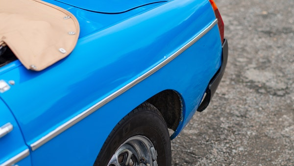1979 MGB Roadster For Sale (picture 85 of 116)