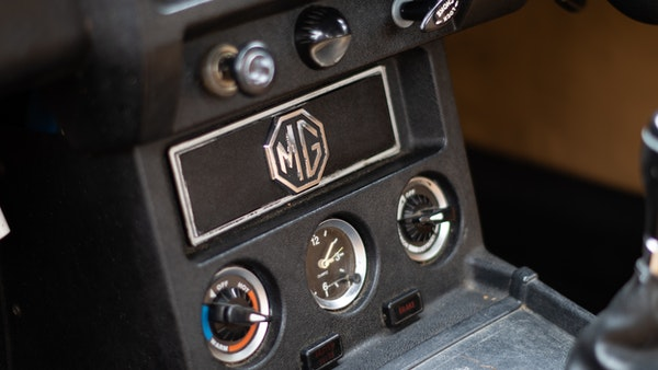 1979 MGB Roadster For Sale (picture 29 of 116)