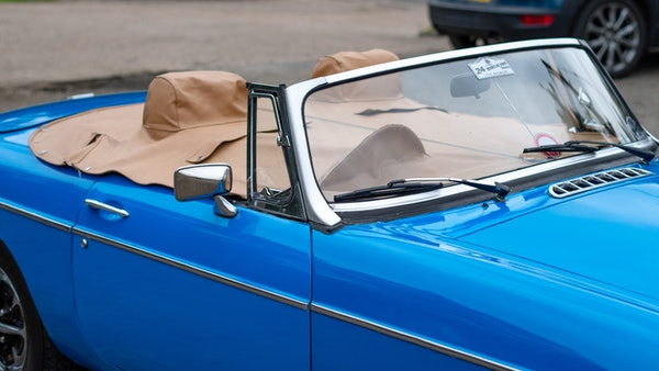 1979 MGB Roadster For Sale (picture 55 of 116)