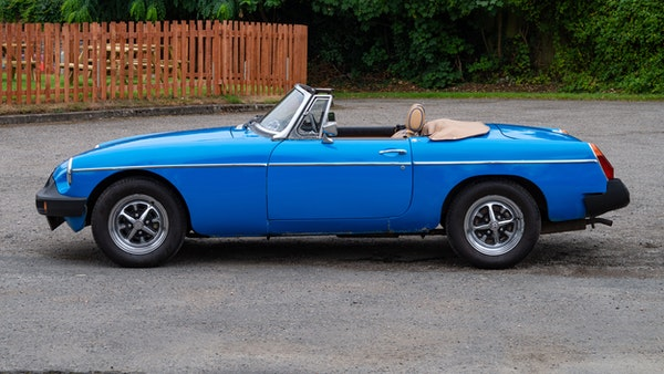 1979 MGB Roadster For Sale (picture 16 of 116)