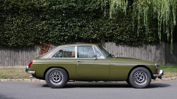 1975 MGB GT V8 For Sale (picture 11 of 83)