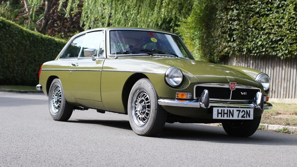 1975 MGB GT V8 For Sale (picture 10 of 83)
