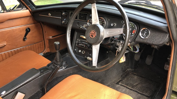 1975 MGB GT V8 For Sale (picture 56 of 83)