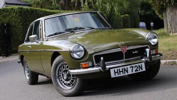 1975 MGB GT V8 For Sale (picture 15 of 83)