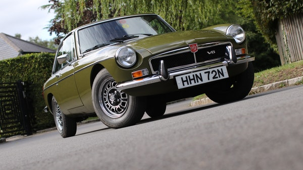 1975 MGB GT V8 For Sale (picture 16 of 83)
