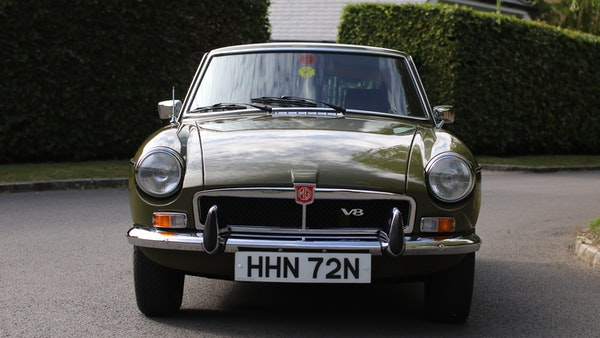 1975 MGB GT V8 For Sale (picture 3 of 83)