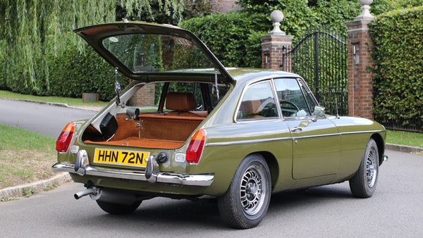 1975 MGB GT V8 For Sale (picture 6 of 83)