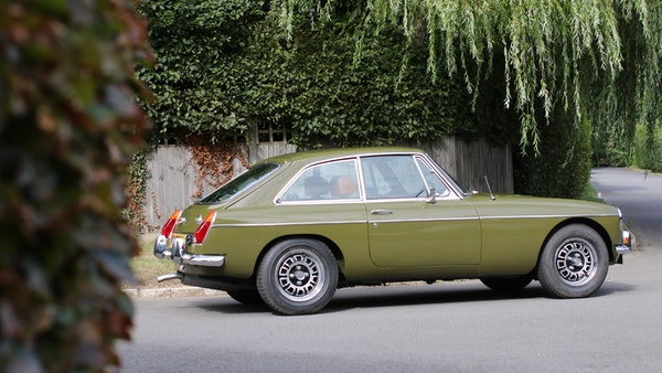 1975 MGB GT V8 For Sale (picture 13 of 83)