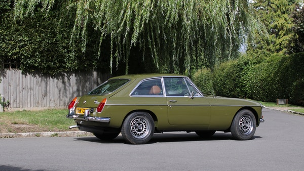 1975 MGB GT V8 For Sale (picture 9 of 83)