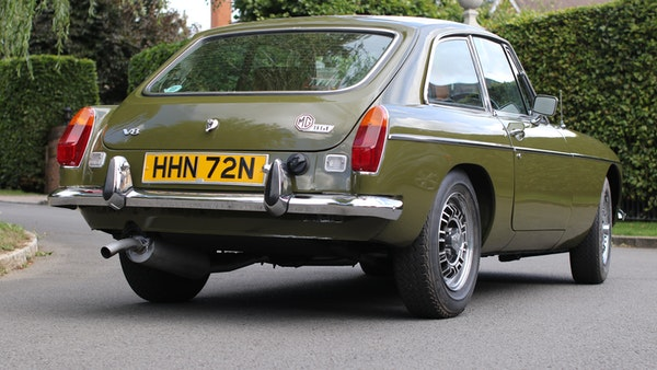 1975 MGB GT V8 For Sale (picture 5 of 83)