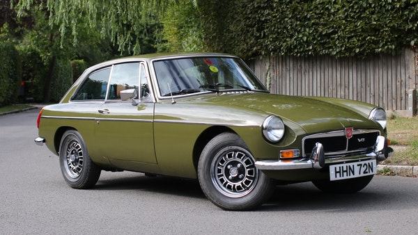 1975 MGB GT V8 For Sale (picture 14 of 83)