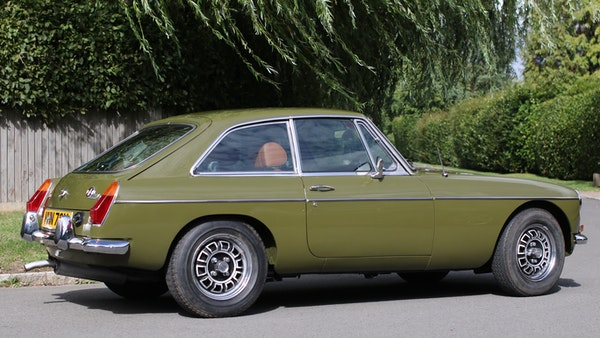 1975 MGB GT V8 For Sale (picture 8 of 83)