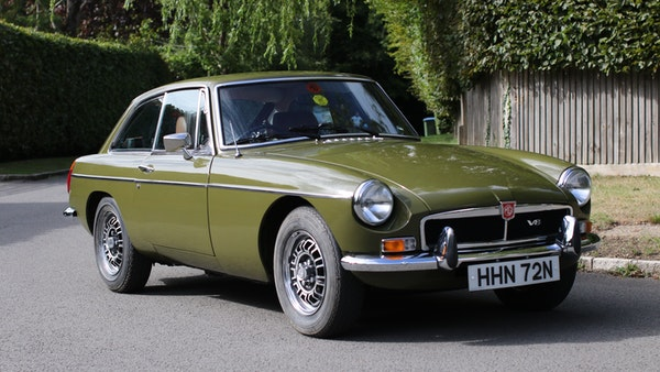 1975 MGB GT V8 For Sale (picture 1 of 83)