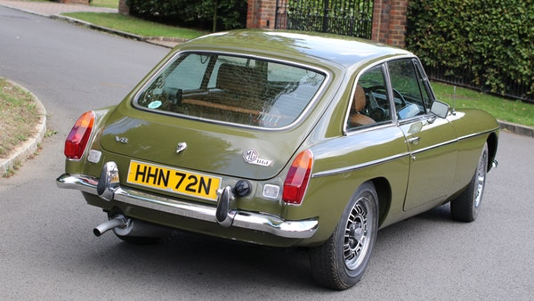 1975 MGB GT V8 For Sale (picture 4 of 83)
