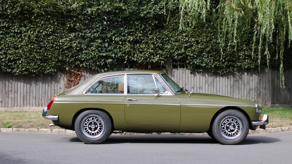 1975 MGB GT V8 For Sale (picture 12 of 83)