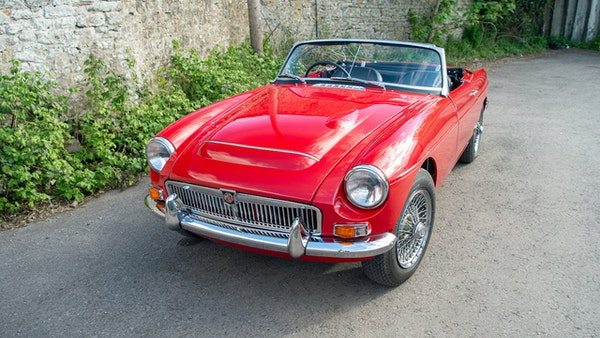 1967 MGC Roadster For Sale (picture 3 of 177)