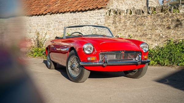 1967 MGC Roadster For Sale (picture 12 of 177)