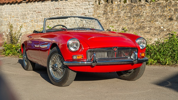 1967 MGC Roadster For Sale (picture 16 of 177)