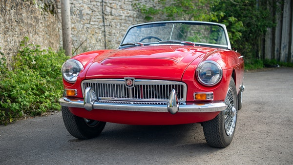 1967 MGC Roadster For Sale (picture 4 of 177)