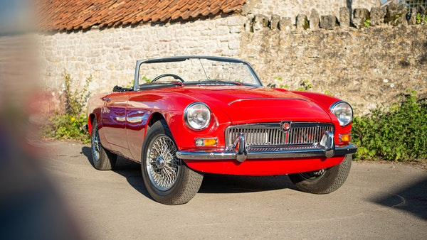 1967 MGC Roadster For Sale (picture 11 of 177)