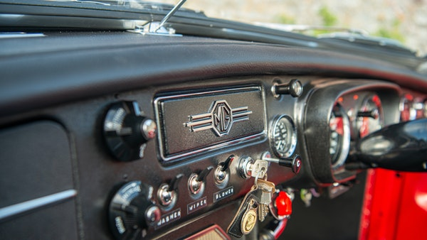 1967 MGC Roadster For Sale (picture 30 of 177)