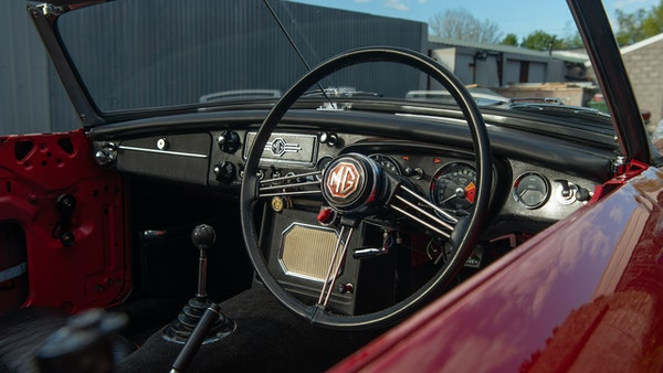1967 MGC Roadster For Sale (picture 39 of 177)