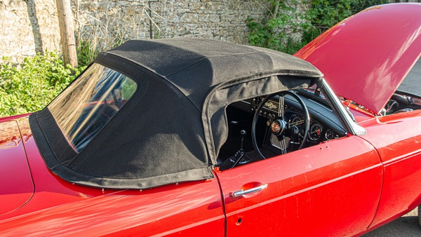 1967 MGC Roadster For Sale (picture 92 of 177)