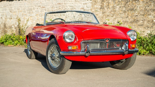 1967 MGC Roadster For Sale (picture 9 of 177)