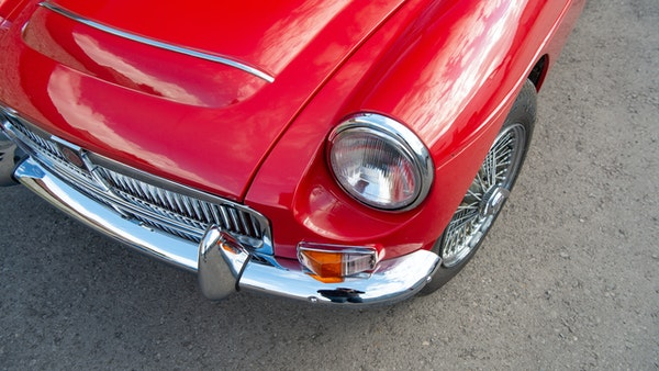 1967 MGC Roadster For Sale (picture 67 of 177)