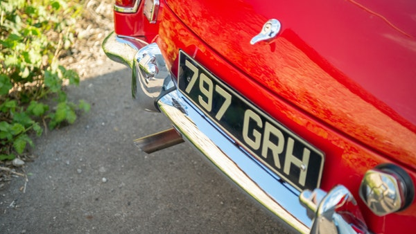 1967 MGC Roadster For Sale (picture 96 of 177)