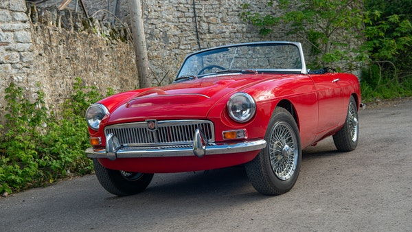 1967 MGC Roadster For Sale (picture 5 of 177)