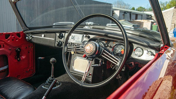 1967 MGC Roadster For Sale (picture 37 of 177)
