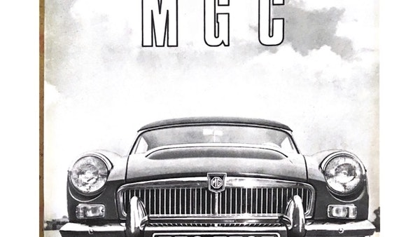 1967 MGC Roadster For Sale (picture 158 of 177)