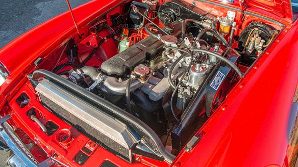1967 MGC Roadster For Sale (picture 134 of 177)